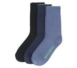 MEN BASIC SOCKS 3 PAIR