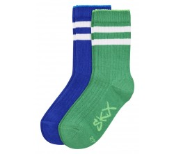 BOYS FASHION SOCK 2 PAIR
