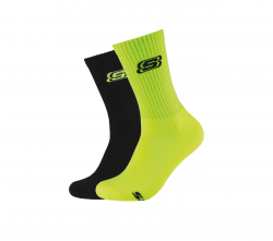 Unisex Tennis Cushioned Sock 2p